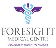 Foresight Medical centre logo